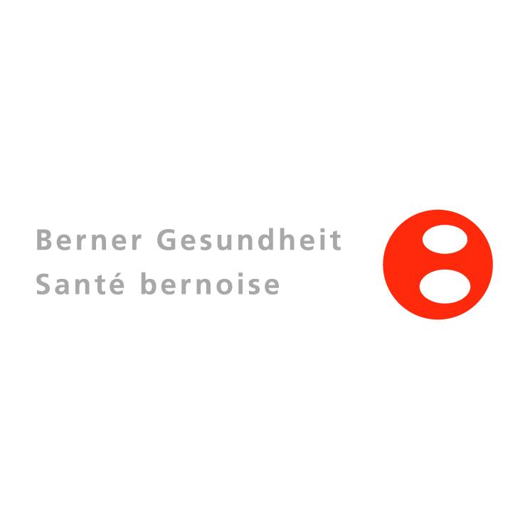 free vector Berner gesundheit sante bernoise