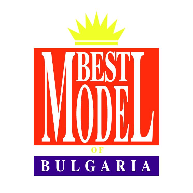 free vector Best model of bulgaria