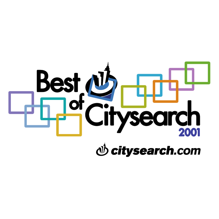 free vector Best of citysearch