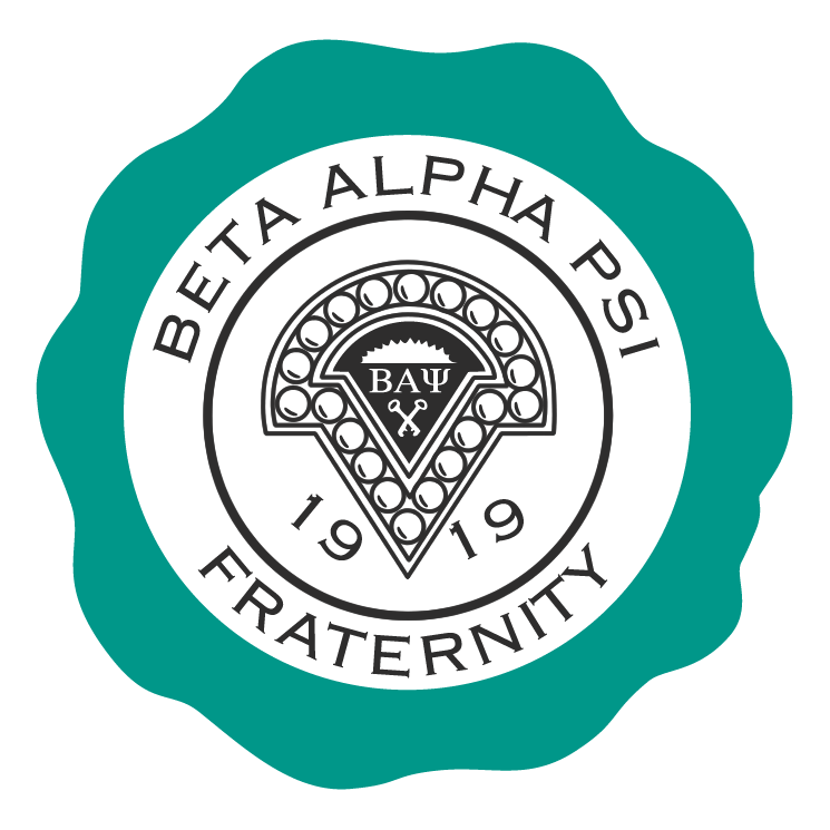 free vector Beta alpha psi fraternity 0