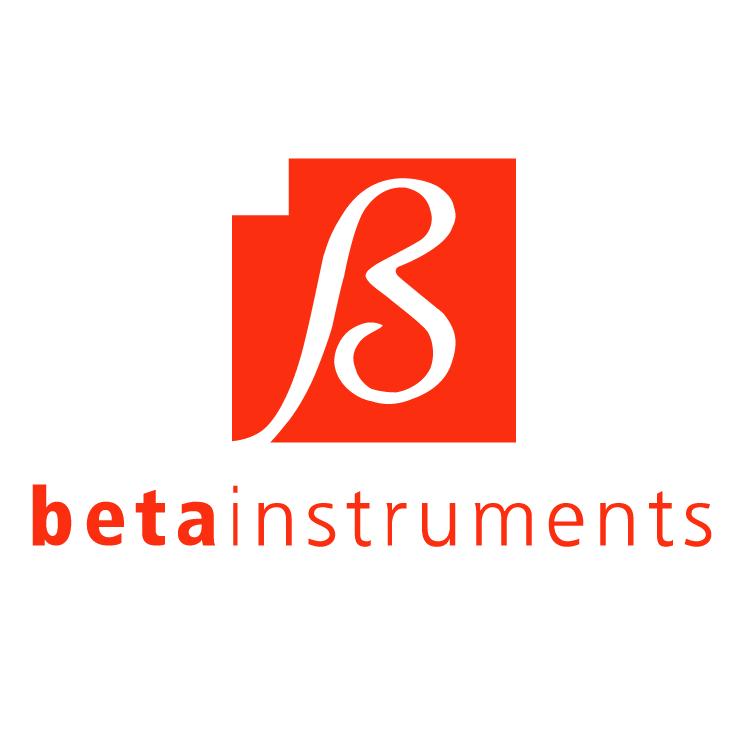 free vector Beta instruments