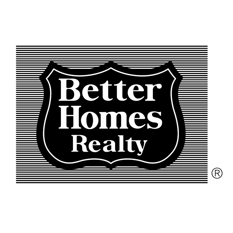 free vector Better homes realty