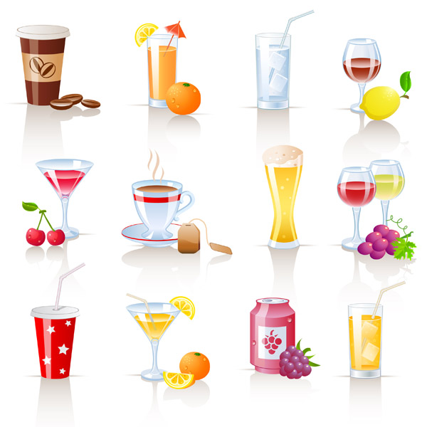 free vector Beverage clip art