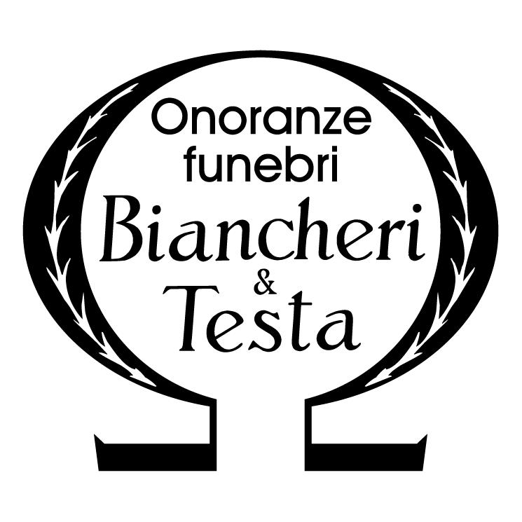 free vector Biancheri testa