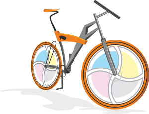 free vector Bicycle clip art