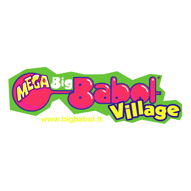 free vector Big babol village