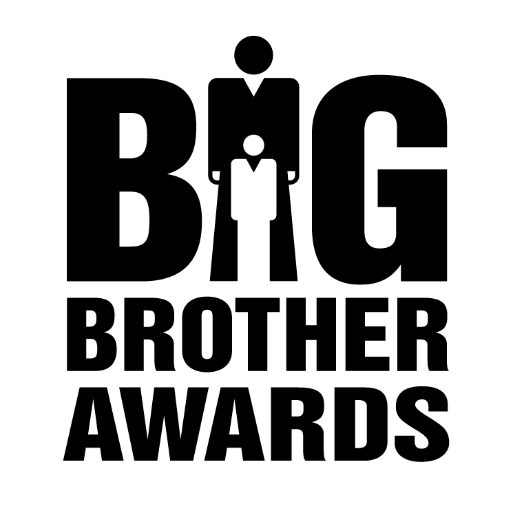 free vector Big brother awards 0