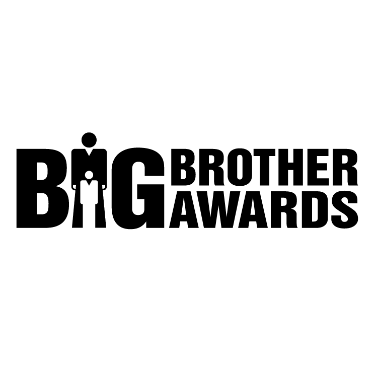 free vector Big brother awards