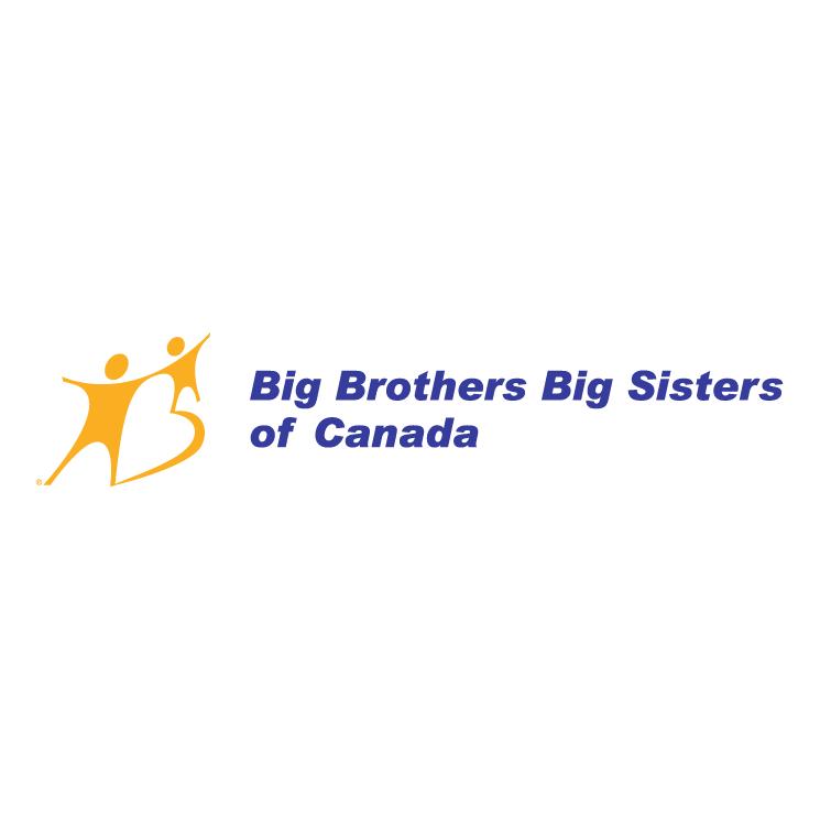 free vector Big brothers big sisters of canada 0