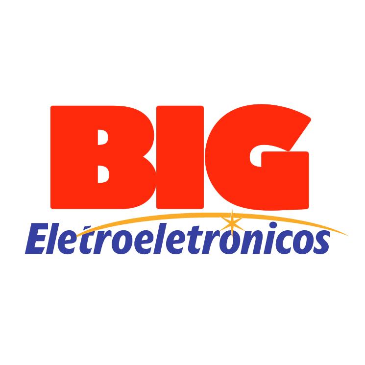 free vector Big eletroeletronicos