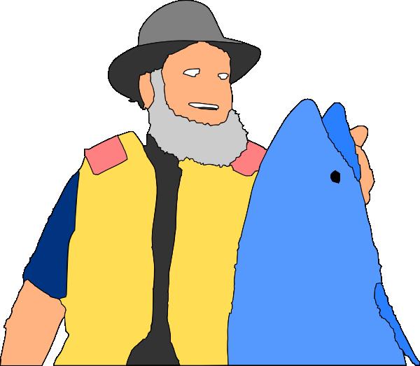 Big fish clip art free vector 4vector free vector big fish clip art thecheapjerseys Choice Image