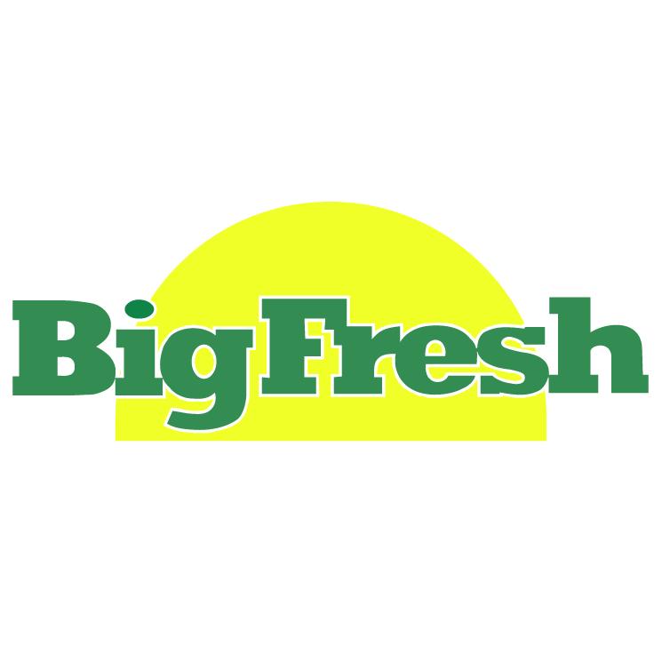 free vector Big fresh