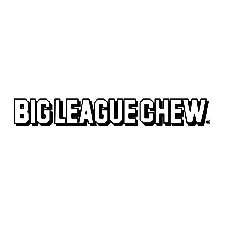 free vector Big league chew
