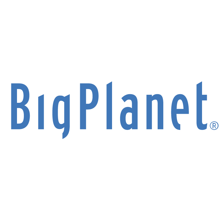 free vector Big planet
