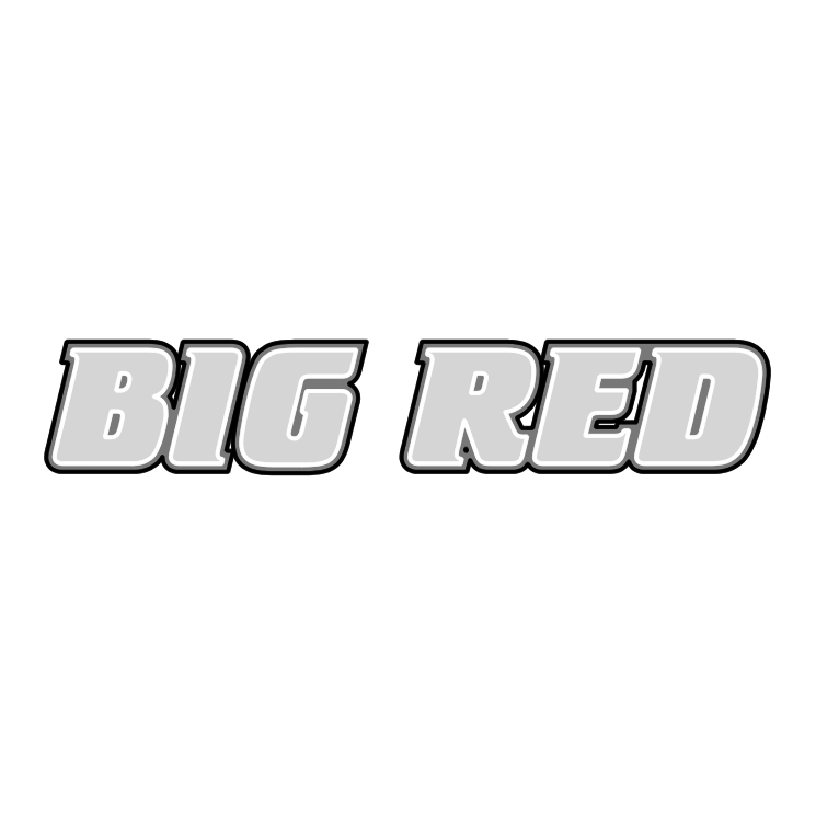 free vector Big red 1