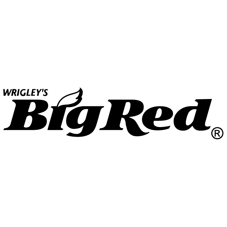 free vector Big red