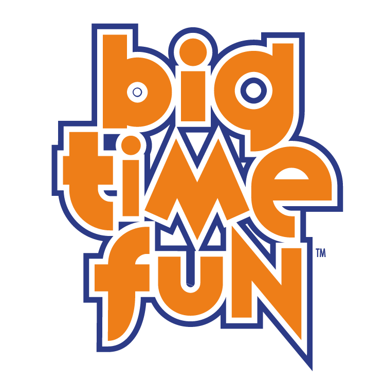 free vector Big time fun