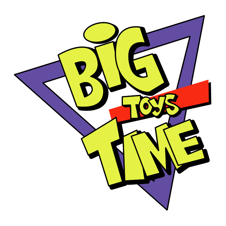 free vector Big toys time