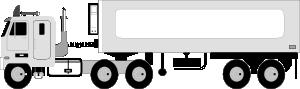 free vector Big Truck clip art
