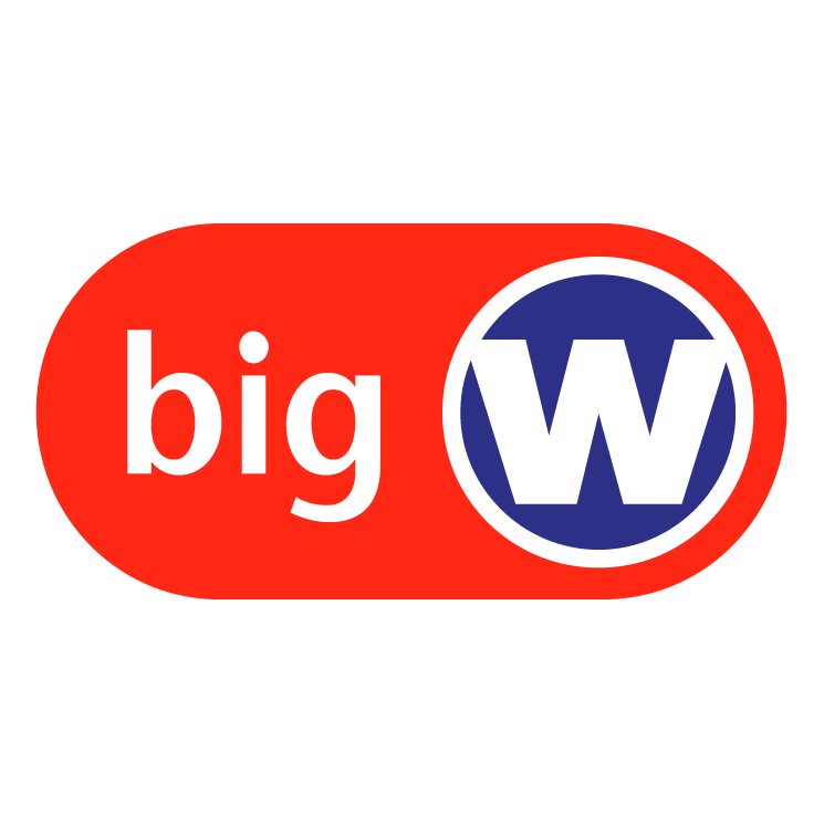 free vector Big w 0
