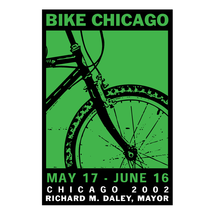 free vector Bike chicago