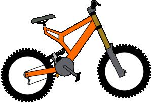 free vector Bike clip art