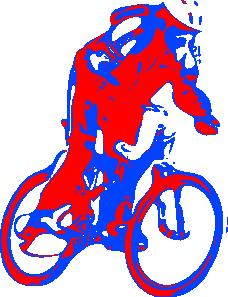free vector Bike Rider clip art