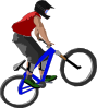 free vector Biker clip art