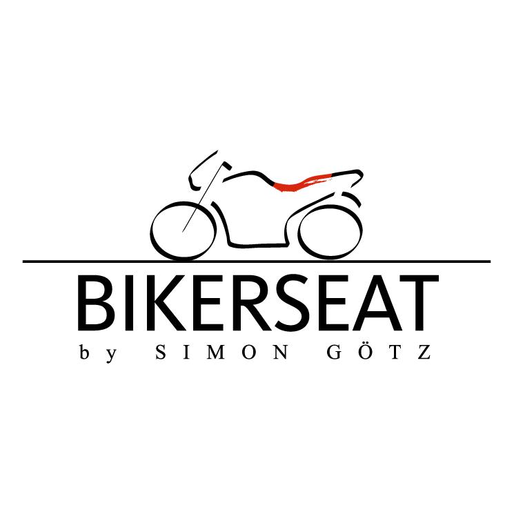 free vector Bikerseat 0