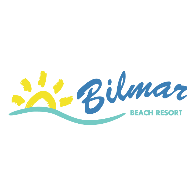 Bilmar beach resort Free Vector / 4Vector