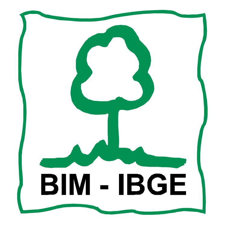 free vector Bim ibge