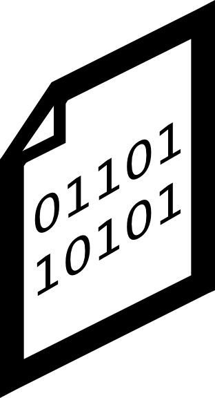 binary icon png - photo #40
