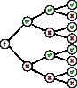 free vector Binary Tree clip art