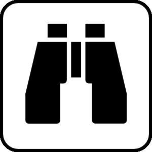 free vector Binoculars clip art