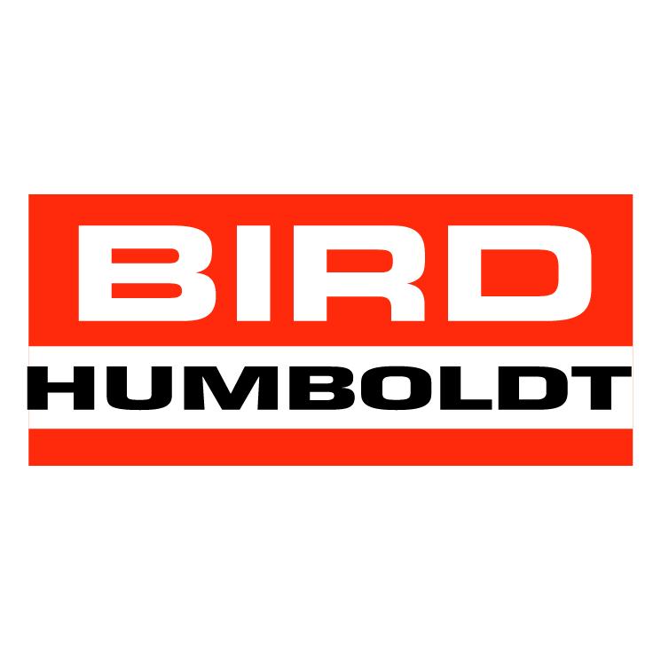 free vector Bird humboldt