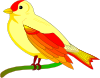 free vector Bird Of Peace clip art 119488