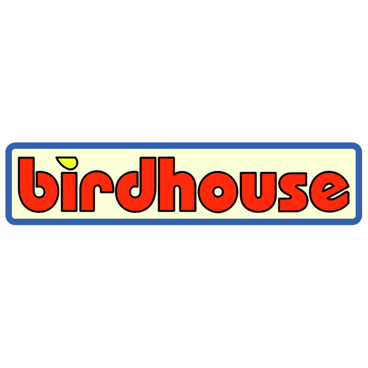 free vector Birdhouse