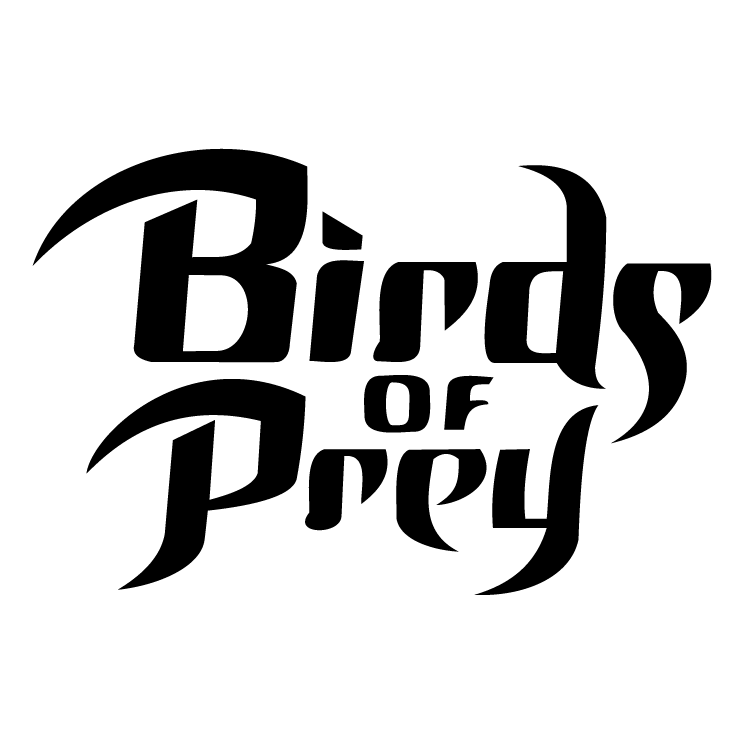free vector Birds of prey
