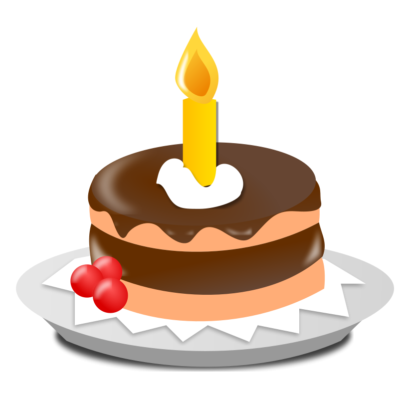 free vector Birthday Icon