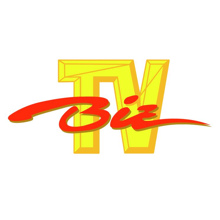 free vector Biz tv