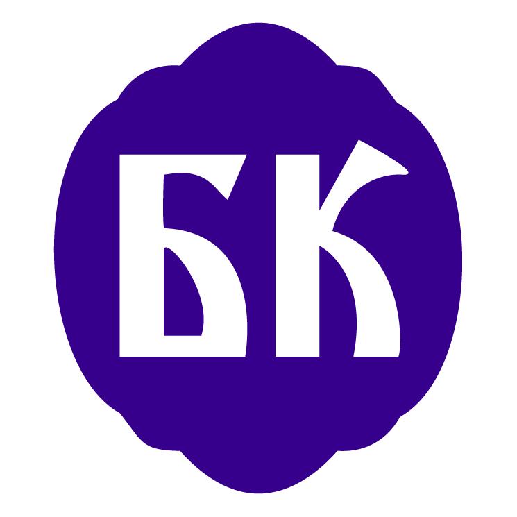 free vector Bk group