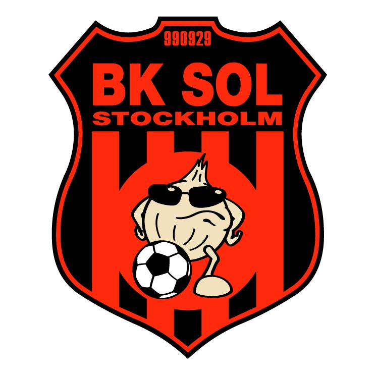 free vector Bk sol stockholm
