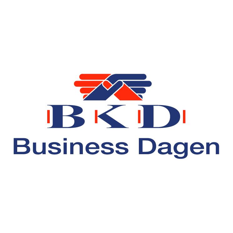 free vector Bkd business dagen