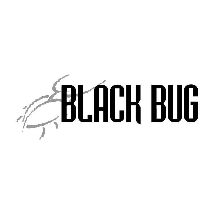 free vector Black bug