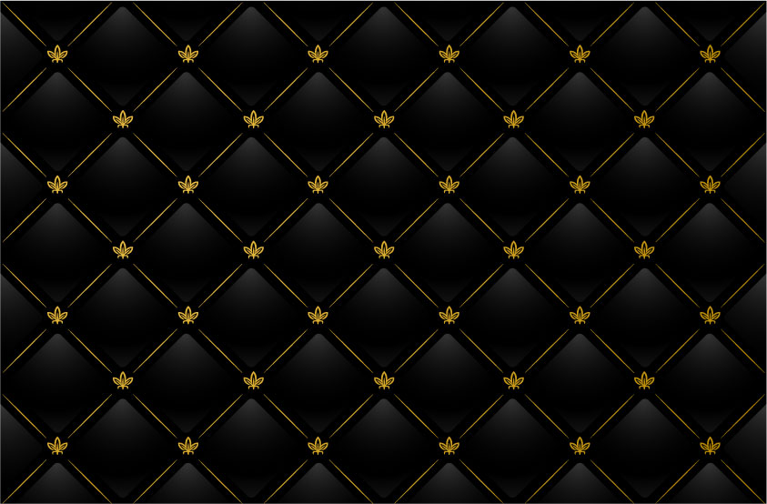 free vector Black checkered tile the background vector