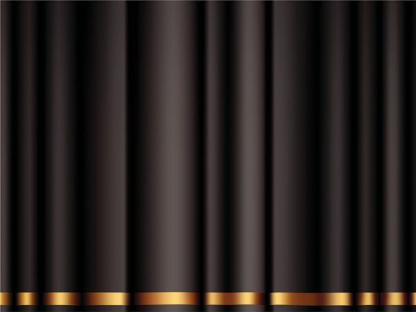 free vector Black cloth vector