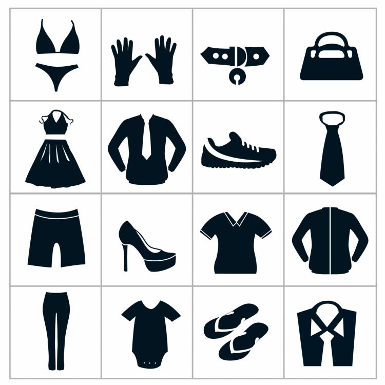 Clothing Free Vector Icons