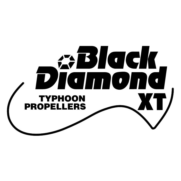 free vector Black diamond xt