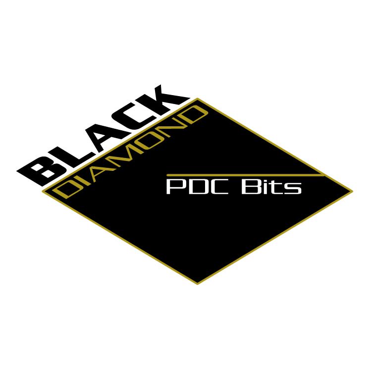 free vector Black diamonds