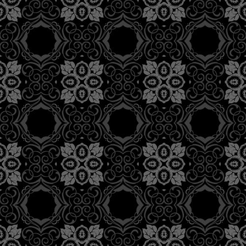 free vector Black WP